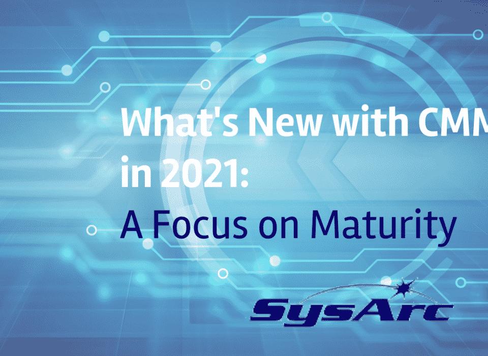 CMMC maturity in 2021